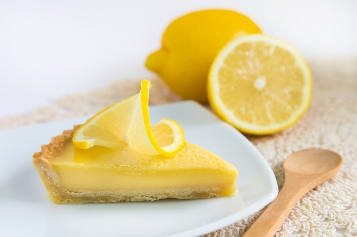 Low Carb Lemon Tart - The Africa Channel