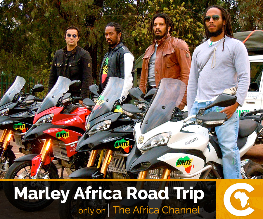 Marley Africa Road Trip