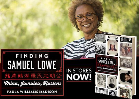 Finding Samuel Lowe - Book Link #2