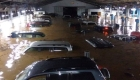 Accra flood damage