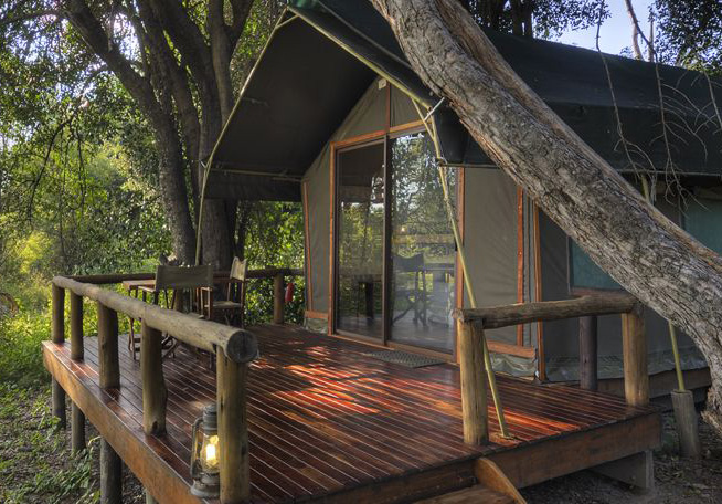 Botswana_Camp Okavango