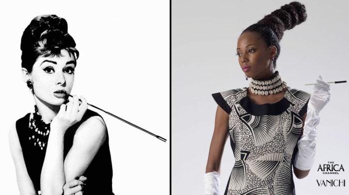 Re-Imagining Audrey Hepburn